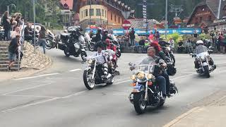 Polish Bike Week Karpacz 2019 Parada
