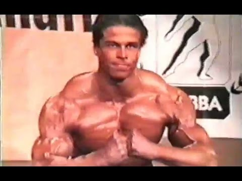 NABBA Austria Newcomers Cup 1991  Men 1