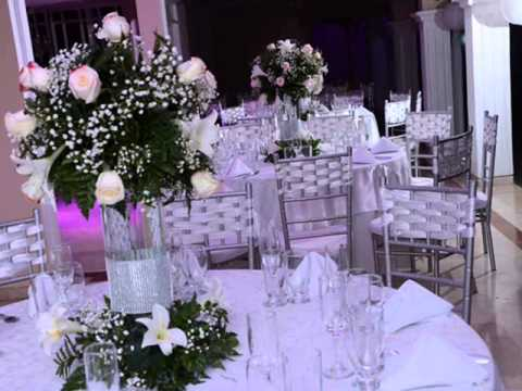 decoraci n de bodas en cali casa 74 youtube On decoracion de bodas en casa