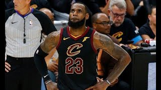 Breaking News -  LeBron James 'calling star players' in bid to build new super team
