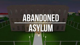 ROBLOX | Welcome to Bloxburg: Abandoned Asylum 130k