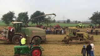 Fendt Katana 65 vs  T130  (www.tractor-test.com)