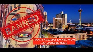 Tekashi 6ix9ine BANNED FROM SAN ANTONIO TX BY Locals Who Dont Want Him Performing There | allegedly