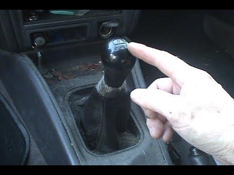 Subaru Gear Shifter Return Spring