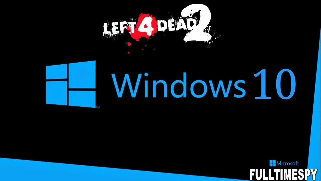 How to fix Left 4 dead 2 crash on windows 10 - YouTube
