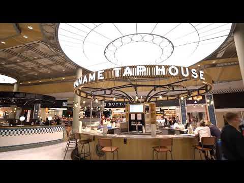 Place gourmande - Gourmet Square - Terminal2B - Paris-CDG - Paris Aéroport Expériences
