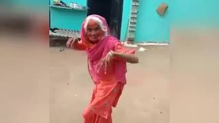 Lung lachi grandmother dance funny song
