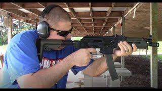 Palmetto State Armory PSA AKV Range and Chronograph Test.