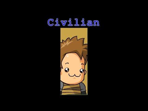 Castle Crashers - Peasant/Civilian