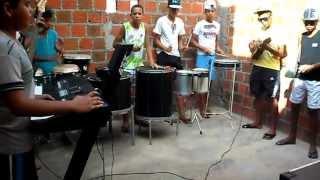 Swing do Guetto Percussão