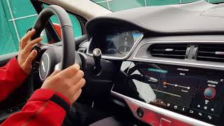 First Jaguar I-PACE test drive in Graz