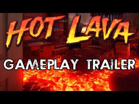 Hot Lava Gameplay Trailer