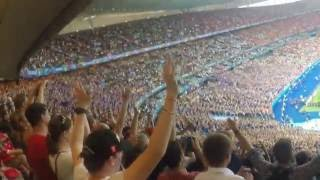 "Download Video ICELAND FANS UHHH/ HUH ! / ""VIKING-CLAP""  LIVE AT STADE DE FRANCE UEFA EURO 2016 HD 60FPS MP3 3GP MP4"