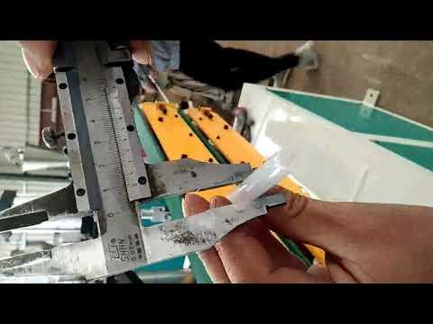 RO PIPE / PE TUBE Making Machine