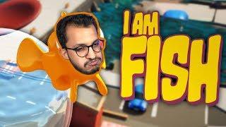 أنا سمكة