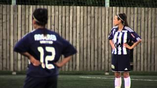 Angered United - en film om tjejer, fotboll och om att bli vuxen, torsdag 13 mars i SVT2