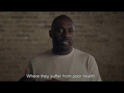 #IlliteraCity - Idris Elba