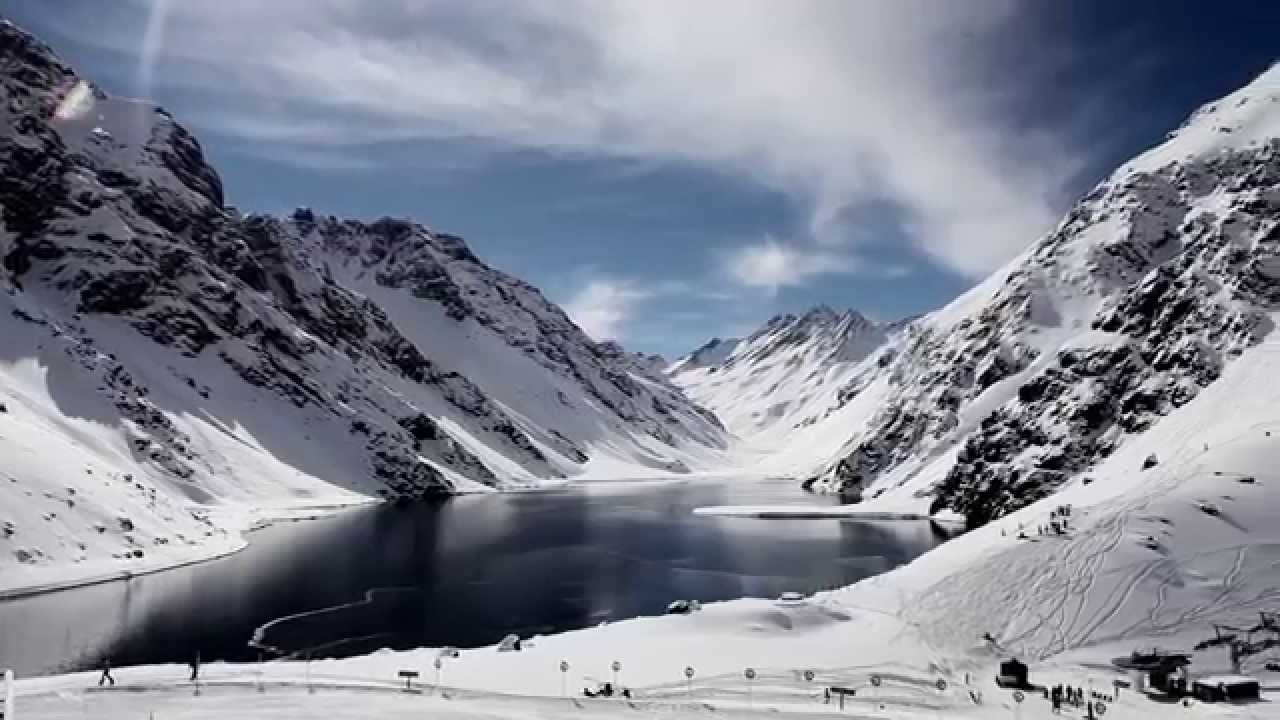 59205f74c6 Ski Portillo - The Perfect Snow - YouTube
