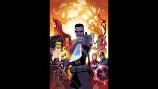 Upcoming Marvel comics I am interested in