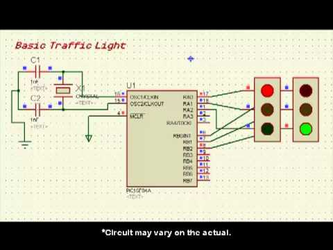 traffic light controller using microprocessor V abstract development of a traffic light control system using plc (programmable logic controller) is the title of this project this project is divided into two parts.