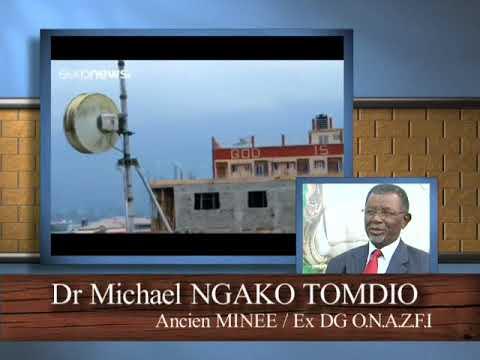 CRISE ANGLOPHONE. LE MINISTRE DE L'EAU ET DE L'ENERGIE DR NGAKO TOMDIO  PARLE.TEL : 695387946
