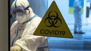 В России зафиксирован новый рекорд смертности пациентов с коронавирусом