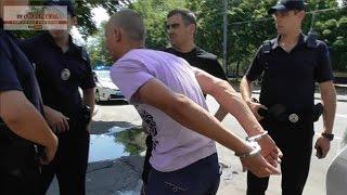 Пошли на х#й бандеры! Полиция задержала сепаратиста-нарка из Луганска. Киев
