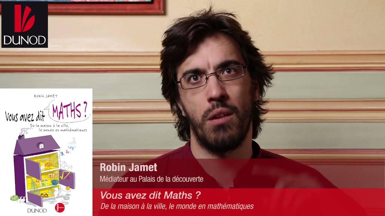 Image result for The Hidden Mathematics (Robin Jamet)