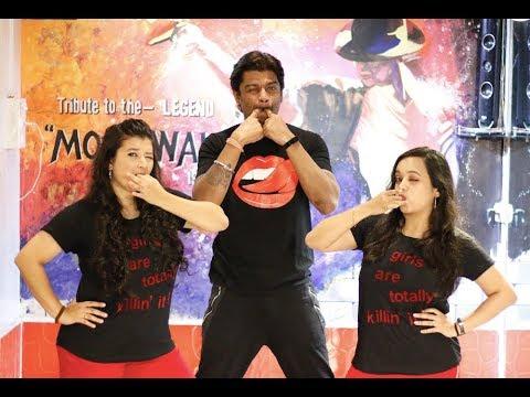 Aankh Marey | Passion Struckk | Simmba | Bollywood Dance