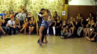 Daniel y Desireé - Show de Bachata en Tia Lola