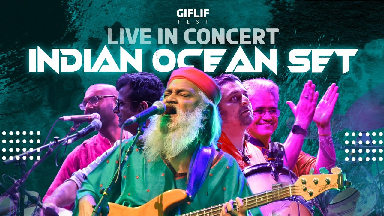 @Indian Ocean Official  GIFLIF Drive-In Music Fest Full Concert#GIFLIFLive #LiveConcert #IndieMusic