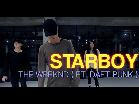 STARBOY - THE WEEKND(FEAT. DAFT PUNK) / J...