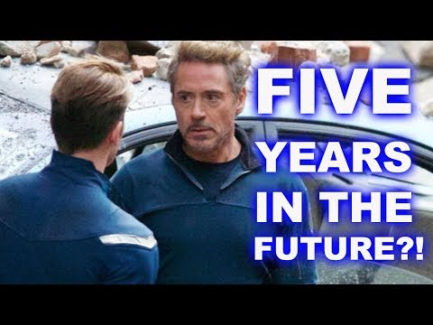 Avengers 4 PLOT LEAK Gets MORE EVIDENCE