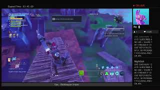 FORTNITE STW MODDED/LEGACY GIVEAWAY STARTS AT 300!!!
