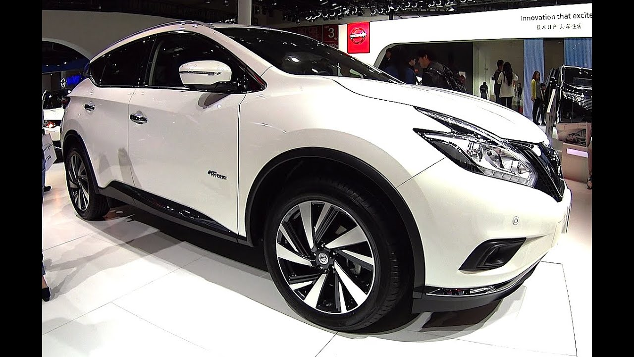 2016 2017 Nissan Murano To Be Listed In China New Model You