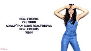 Baixar Camila Cabello & Swae Lee - Real Friends (with LYRICS)