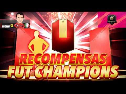 RECOMPENSAS FUT CHAMPIONS - OURO 3 - DIVISION RIVIALS II - SERÁ QUE VEIO...