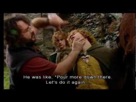 Lord Of The Rings Outtakes Part