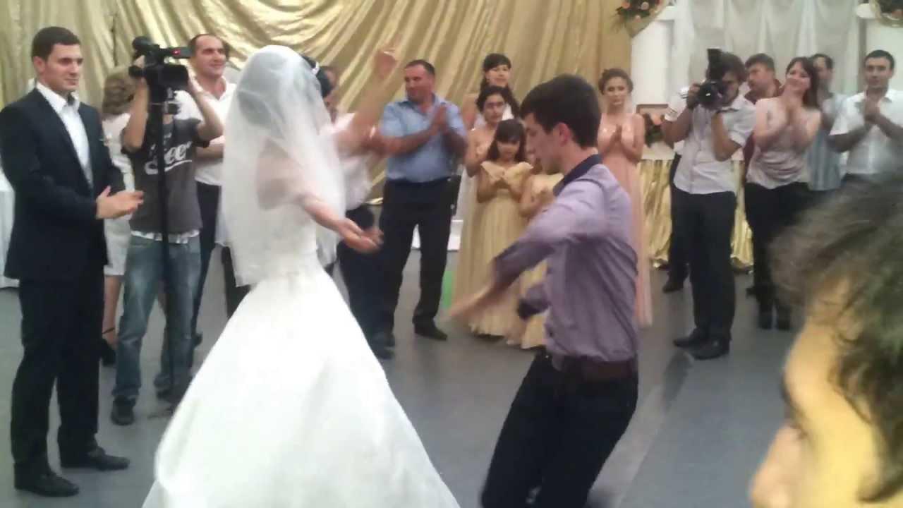Свадебная лезгинка чеченская