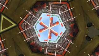 Kaleidoscope in City - iPod nano 5th Generation Video Camera Effect