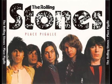 ROLLING STONES PLACE PIGALLE VOL 1     OUTTAKES