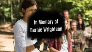The Walking Dead 7x16: ¿quién es Bernie Wrightson y por qué fue homenajeado al final del capitulo?