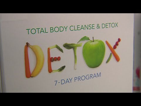 Things to know before trying a detox diet