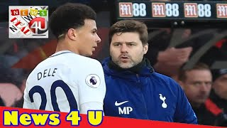 Mauricio Pochettino says Tottenham star is best young player in the world