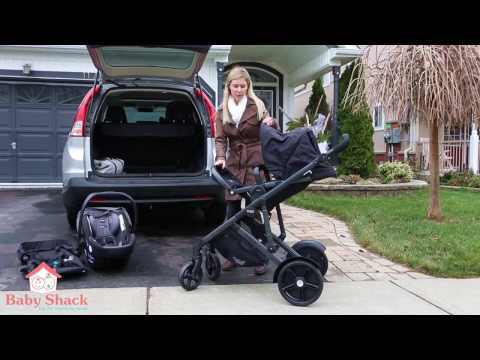 Britax B Ready 2017 Stroller - Product Review