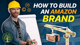 How to build a brand on Amazon! 🙌🏼| w/Emily Davcev