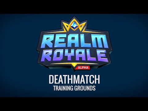 Realm Royale - Deathmatch Training Grounds