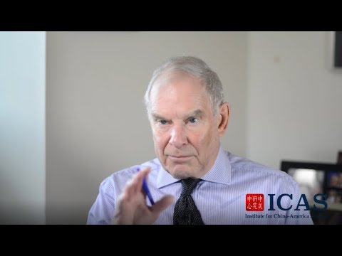 Ted Moran on US-China Investment and CFIUS