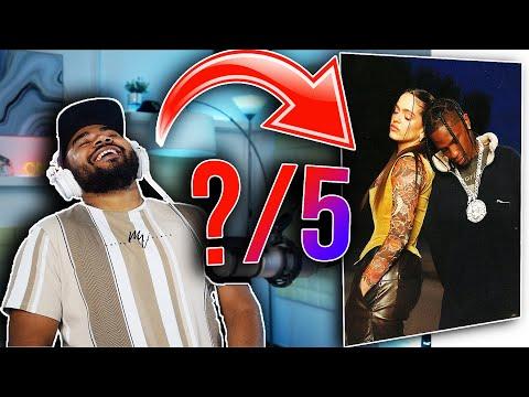 Music Producer Reacts | ROSALÍA & Travis Scott – TKN