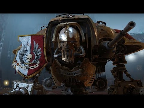 Inquisitor Martyr - Imperial Knight, new vehicle mechanic